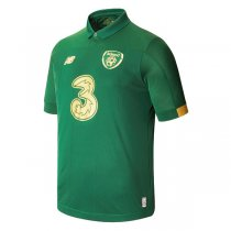 2020 FAI Republic of Ireland Home Green Soccer Jersey Shirt