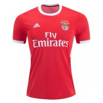 19-20 SL Benfica Home Red Soccer Jersey Shirt