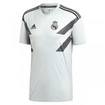 1819 Real Madrid Pre Match Training Jersey