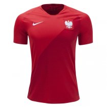 2018 World Cup Poland Away Jersey Shirt