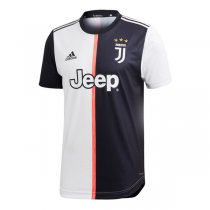 19-20 Juventus Home Authentic Soccer Jersey Shirt (Player Version)