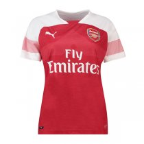 1819 Arsenal Home Women Soccer Jersey Shirt