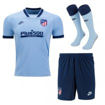 19-20 Atletico de Madrid Third Jersey Men Full Kit