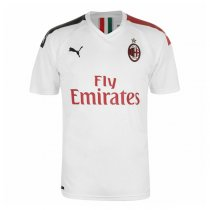 19-20 AC Milan Away Authentic Soccer Jersey(Player Version)