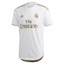 19-20 Real Madrid Home Authentic Soccer Jersey( Player Version)