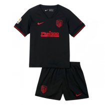 19-20 Atlético de Madrid Away Jersey Kids Kit