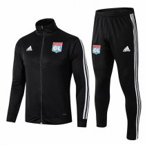 19-20 Lyon Black High Neck Jacket Kit