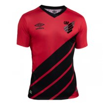 2019 Atletico Paranaense Home Red Soccer Jersey