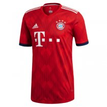 1819 Bayern Munich Authentic Home Jersey (Player Version)