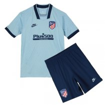 19-20 Atlético de Madrid Third Jersey Kids Kit
