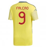2019 Colombia Home Soccer Jersey FALCAO #9