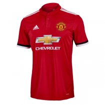 Manchester United 17/18 Home Soccer Jersey