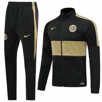 19-20 Intel Milan Black&Gold High Neck Jacket Kit