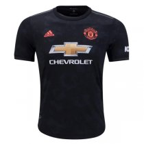19-20 Manchester United Authentic Third Soccer Jersey(Player Version)