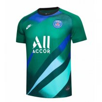 19-20 PSG Goalkeeper Green Soccer Jersey Shirt