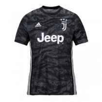 19-20 Juventus Black Goalkeeper Jersey