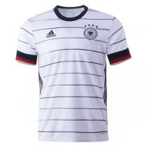 2020 Euro Cup Germany Home Soccer Jersey Shirt
