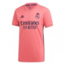 20-21 Real Madrid Away Soccer Jersey