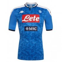19-20 Napoli Home Soccer Jersey Shirt