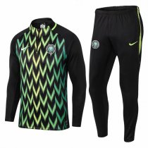 2018 Nigeria World Cup Black Traing Suit