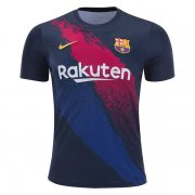 19-20 Barcelona Pre Match Training Jersey