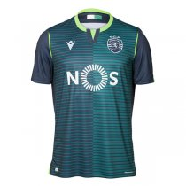 19-20 Sporting Lisbon Away Soccer Jersey Shirt