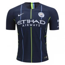 1819 Manchester City Away Authentic Jersey( Player Version)