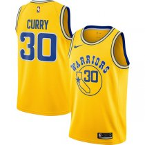 Golden State Warriors Stephen Curry #30 Swingman Classic Jersey
