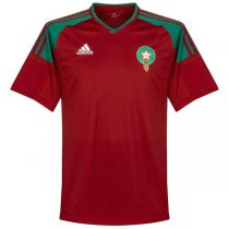 2018 World Cup Morocco Home Soccer jersey