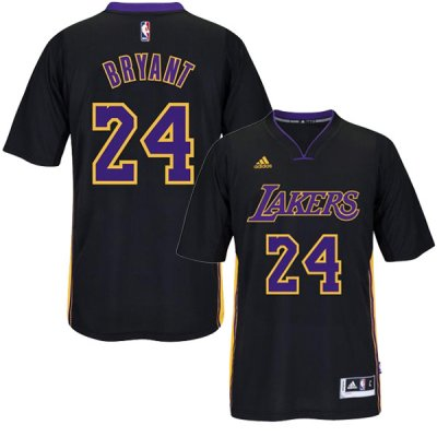 Los Angeles Lakers Kobe Bryant Hollywood Nights Swingman Jersey