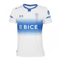 20-21 Universidad Catolica Home White Soccer Jersey