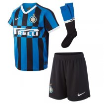19-20 Intel Milan Home Jersey Kids Full Kit