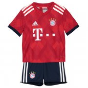 2018-19 Bayern Munich Home Kid Kit Shirt
