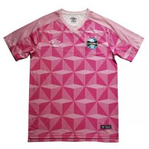 19-20 Gremio Pink October Soccer Jersey Shirt