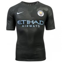 Manchester City 17/18 Third Soccer Jersey Shirt
