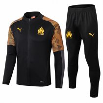 19-20 Marseille Black Zebra Sleeve Jacket Kit