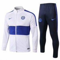 19-20 Chelsea White High Neck Jacket Kit