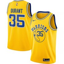 Golden State Warriors Kevin Durant #35 Swingman Classic Jersey