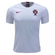 2018 Portugal Away World Cup Jersey Soccer Shirt