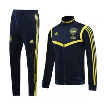 19-20 Arsenal Navy High Neck Jacket Kit