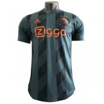 19-20 Ajax Away Authentic Soccer Jersey (Player Version)