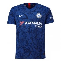 19-20 Chelsea Home Authentic Soccer Jersey Shirt (Player Version)