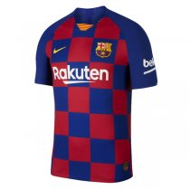19-20 Barcelona Home Authentic Soccer Jersey (Player Version)