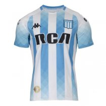 2019-2020 Racing Club De Avellaneda Home White Soccer Jersey