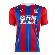 19-20 Crystal Palace Home Soccer Jersey