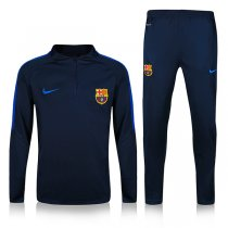 1617 Barcelona Training Suit Navy Blue