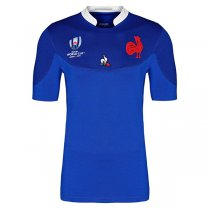 2019 Rugby World Cup France Home Replica Jersey
