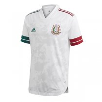 2020 Mexico Away Authentic Soccer Jersey (Player Version)