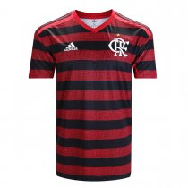 19-20 Flamengo Home Soccer Jersey Shirt