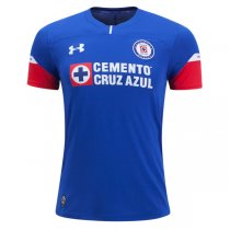 1819 Cruz Azul Home Blue Soccer Jersey Shirt
